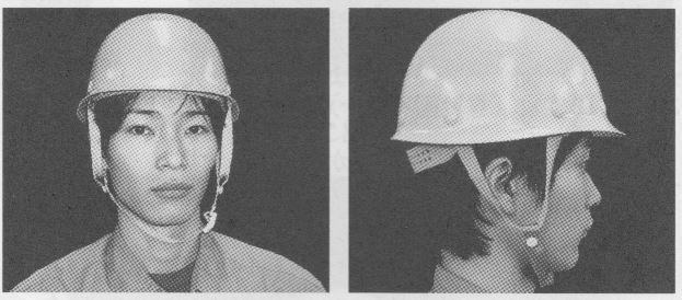ヘルメットあごひも