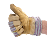 保護手袋の正しい選び方、使い方 |作業用手袋