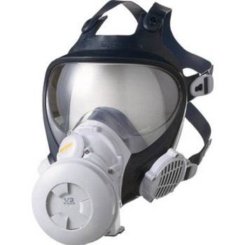 電動ファン付き呼吸用保護具
