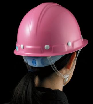 安全ヘルメット 女性用