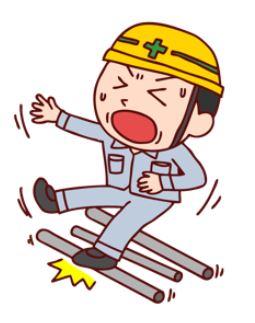 墜落、転倒時保護用  作業ヘルメット