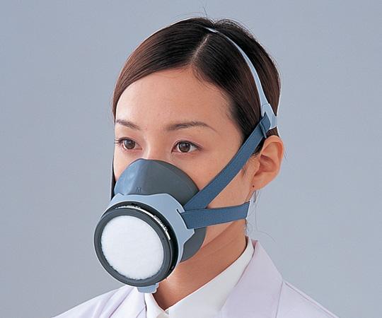 防毒マスク 女性
