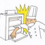 食品加工用機械災害